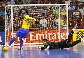 Arcos Baby Futbol - Futsal