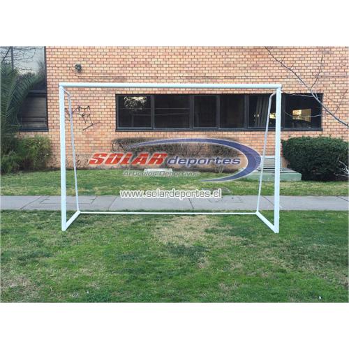 """Arco de Baby Futbol Oficial Desarmable en 3""""x 2 mm."""