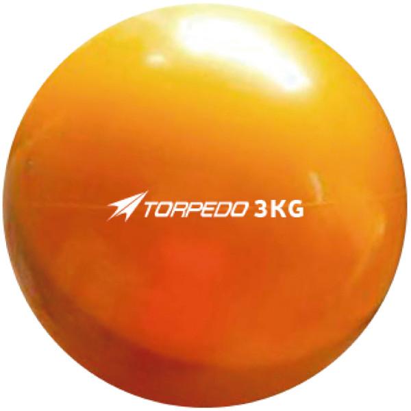 Balon Medicinal Torpedo de 3 kg. - Silicona