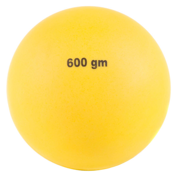 Bala de Lanzamiento de Iniciacion 600 gm. - Aprendizaje - Atletismo