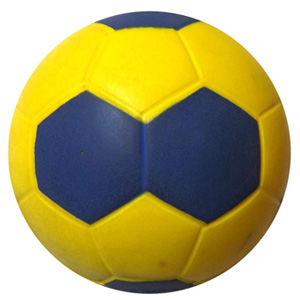 """Balon-Pelota de Espuma Poliuretano Handbol 6"""""""