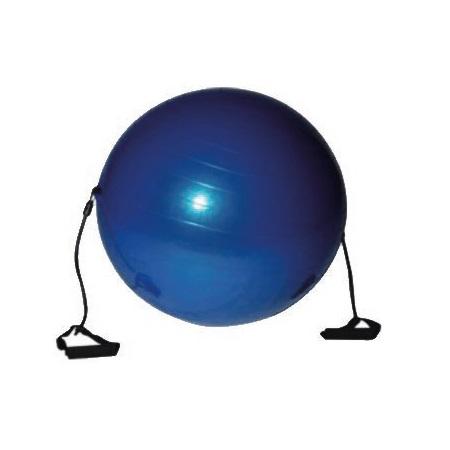 Pelota - Balon de pilates con Correa