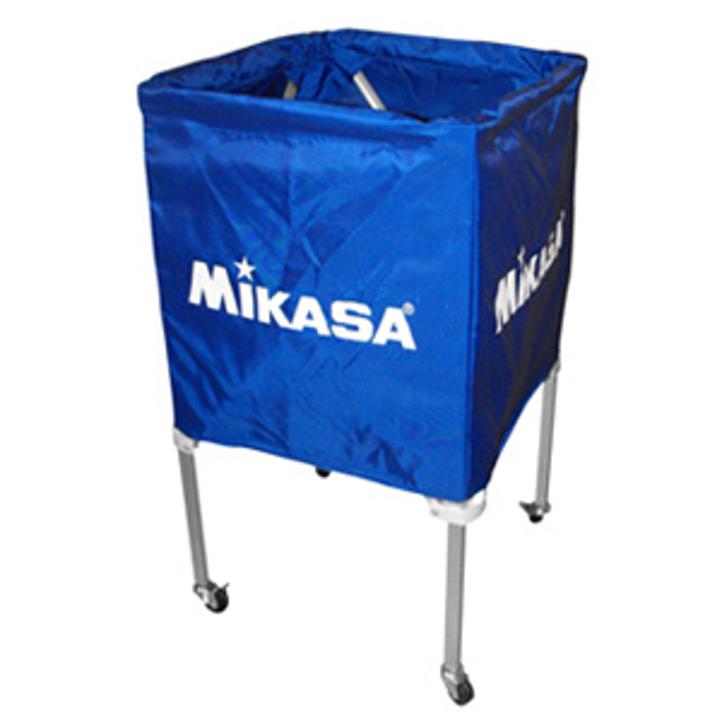 Carro Mikasa porta balones plegable
