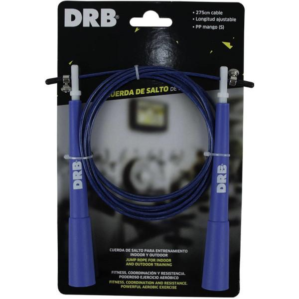 Cuerda de Salto Rapido DRB con Acero Forrado 3