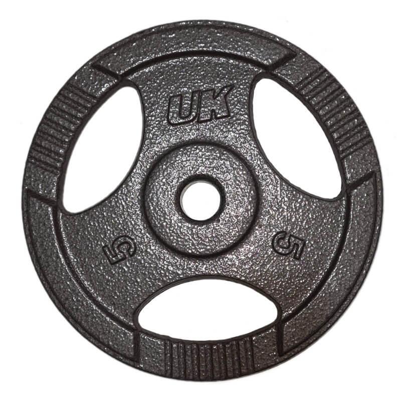 Disco con Asas Metalico Pre Olimpico 5kg