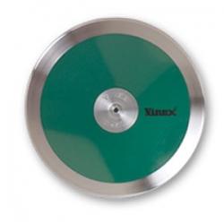 Disco de lanzamiento acero galvanizado 1 kg.