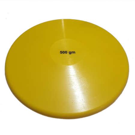 Disco de Lanzamiento de Iniciacion 500 gr.