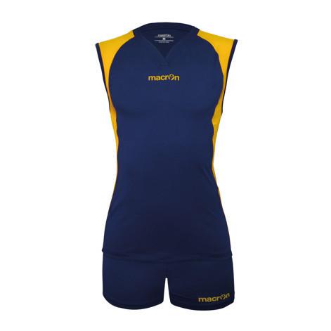 Equipo Voleibol - Hockey Macron Florencia Azul Marino - Amarillo