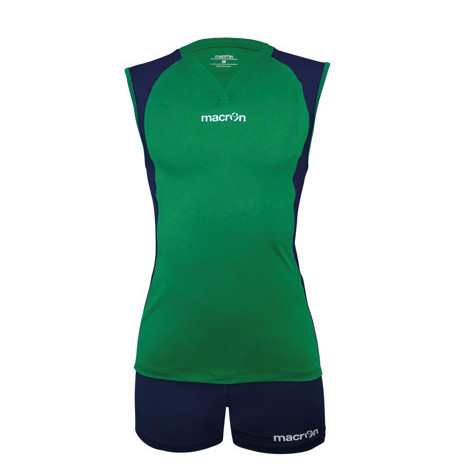 Equipo Voleibol - Hockey Macron Florencia Verde - Azul Marino