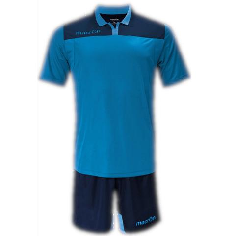 Equipo de Futbol Macron Roma Azul Marino - Calipso