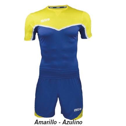 Equipo de Futbol Mitre Chelsea Amarillo - Azulino