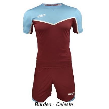 Equipo de Futbol Mitre Chelsea Burdeo - Celeste