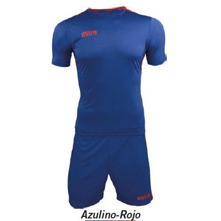 Equipo de Futbol Mitre Manchester Azulino - Rojo
