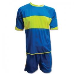 Equipo - Uniforme de Futbol Boca Azul