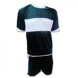 Equipo - Uniforme de Futbol Boca Negro