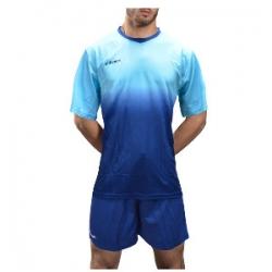 Equipo - Uniforme de Futbol Uhlsport Division Celeste/Azul