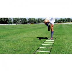 Escalera de entrenamiento Agilidad-Velocidad-Pliometrica Plana 8 peldaños