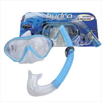 Mascara + Snorkel Hydro Junior-Niño-Infantil