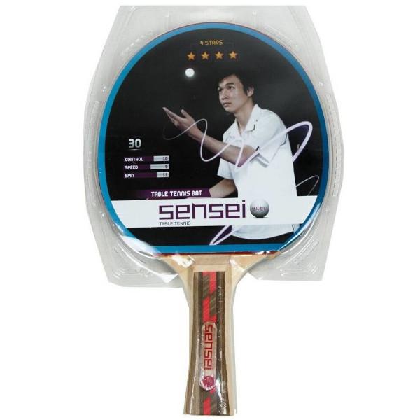 Paleta de Ping Pong Sensei 4*