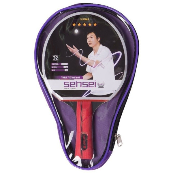 Paleta de Ping Pong Sensei 5*