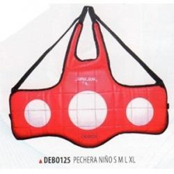 Pechera Diseño Circulos Super Star Niño-Infantil