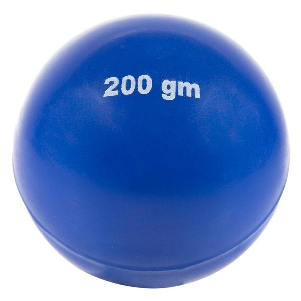 Bala - Pelotita de Lanzamiento Atletismo 200 gr.