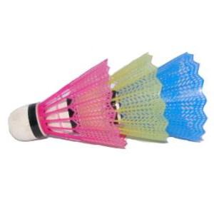 Plumilla de badminton Sufix S3 nylon