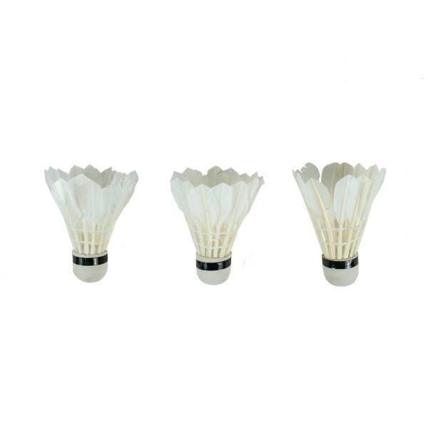 Plumillas de badminton Sufix S4 pluma