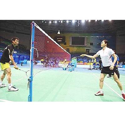Malla Red de Badminton