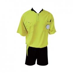 Uniforme de Arbitro Cafu Amarillo