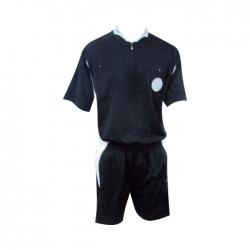 Uniforme de Arbitro Cafu Negro