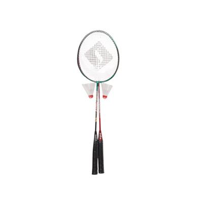 Set de Badminton 2 Raquetas y 2 Plumillas