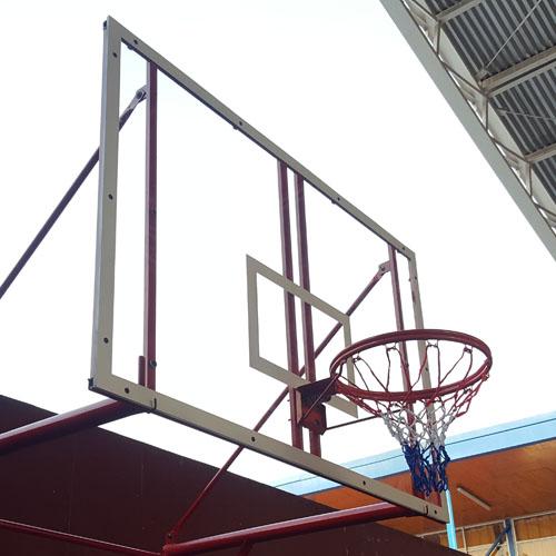 Tablero de Basquetbol-Basketball Oficial Acrilico