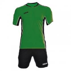 Kit - Uniforme de Aquero Mire Manga Corta Verde - Negro