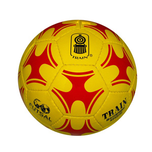 d1316c353 Balon de Baby Futbol Train ks432-sl amarillo/rojo