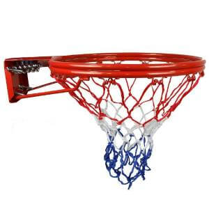 Aro de Basquetbol Doble Retractil con Red