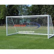 """Arco de Futbol Oficial desarmable en 3 1/2""""x 3 mm."""