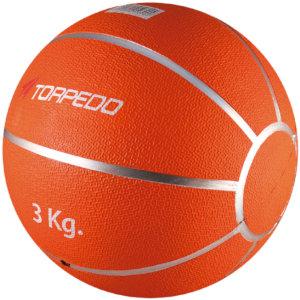 Balon Medicinal Goma con Bote 3 kg