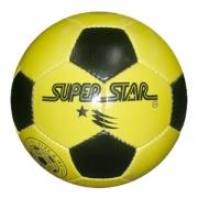 Balon Futbol Nº5 Super Star amarilla