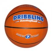 Balon de Basquetbol Nº7 DRB goma naranja