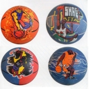 Balon de Basquetbol Estampada