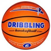 Balon de Basquetbol Nº6 DRB goma naranja