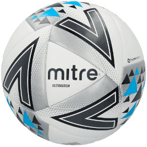 Balon de Futbol Mitre ULTIMATCH Blanca