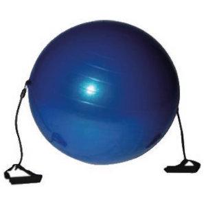 Balon - Pelota de Pilates con Correa