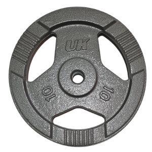 Disco con Asas Metalico Pre Olimpico 10kg