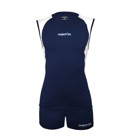Equipo Voleibol - Hockey Macron Florencia Azul Marino - Blanco