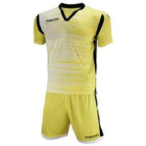Equipo de Futbol Macron Napoles Amarillo