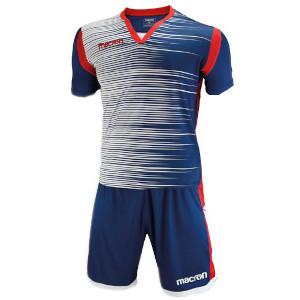Equipo de Futbol Macron Napoles Azul Marino