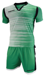 Equipo de Futbol Macron Napoles Verde