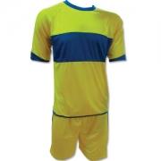 Equipo - Uniforme de Futbol Boca Amarillo